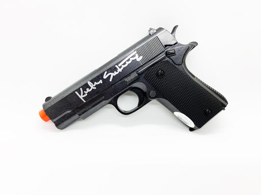 Kiefer Sutherland Autograph Cosplay Airsoft Gun 24 Agent Jack Bauer Signed JSA COA