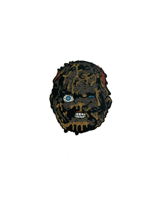 "SPECIAL Melting Chucky - Limited Edition 2"" Enamel Lapel Pin"