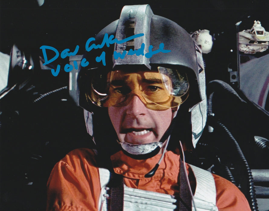 David Ankrum Autograph Star Wars 8x10 Photo Signed COA 3