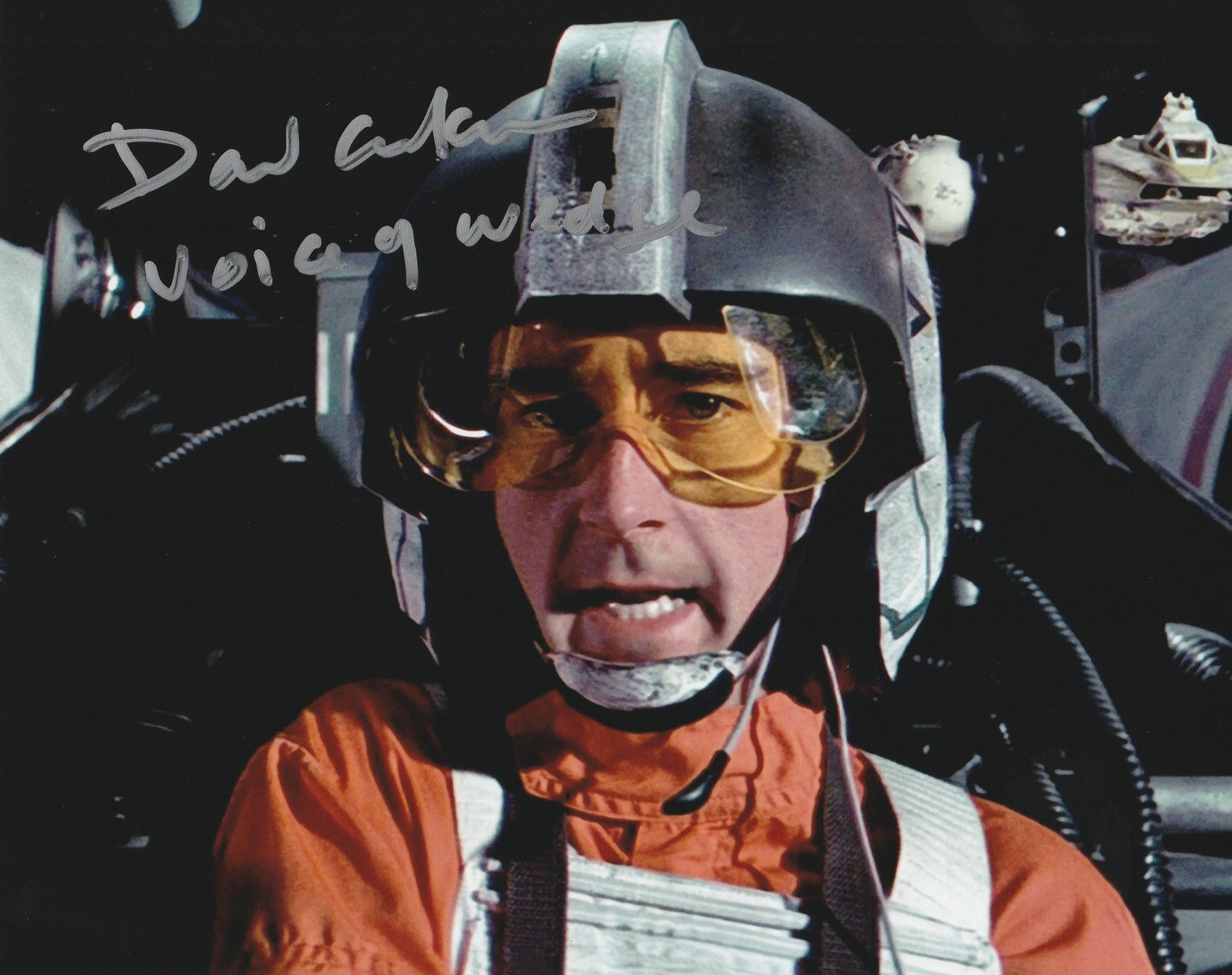 David Ankrum Autograph Star Wars 8x10 Photo Signed COA 4