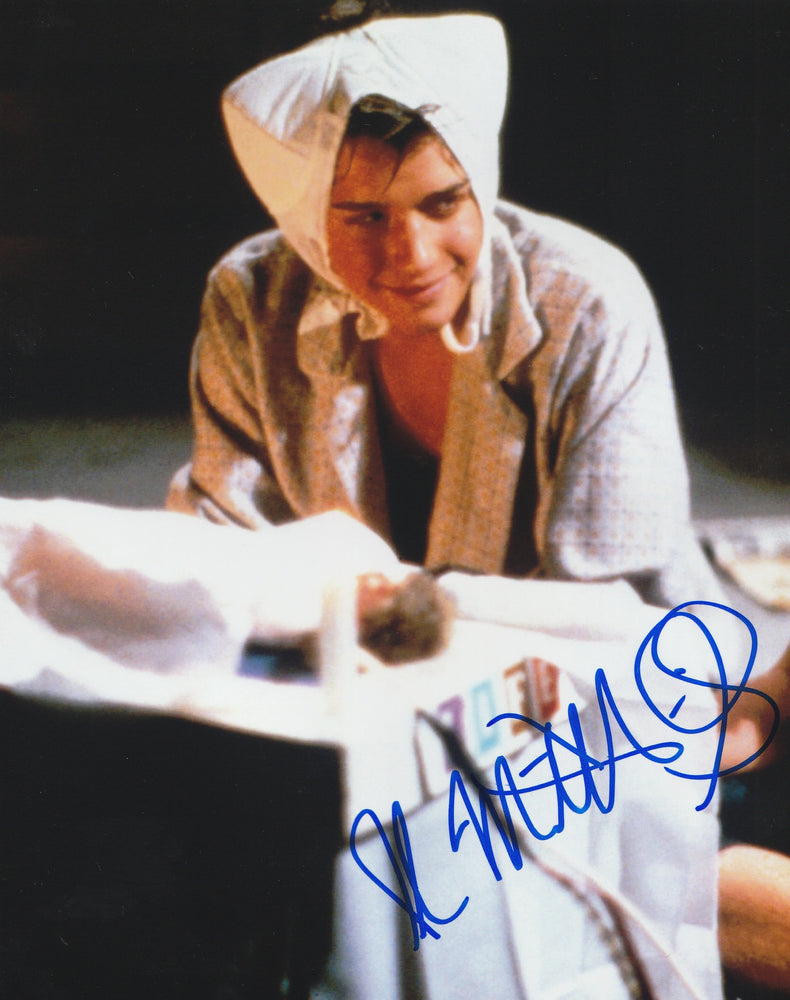 Ilan Mitchell-Smith Autograph 8X10 Photo Weird Science Wyatt Signed Zobie COA I1
