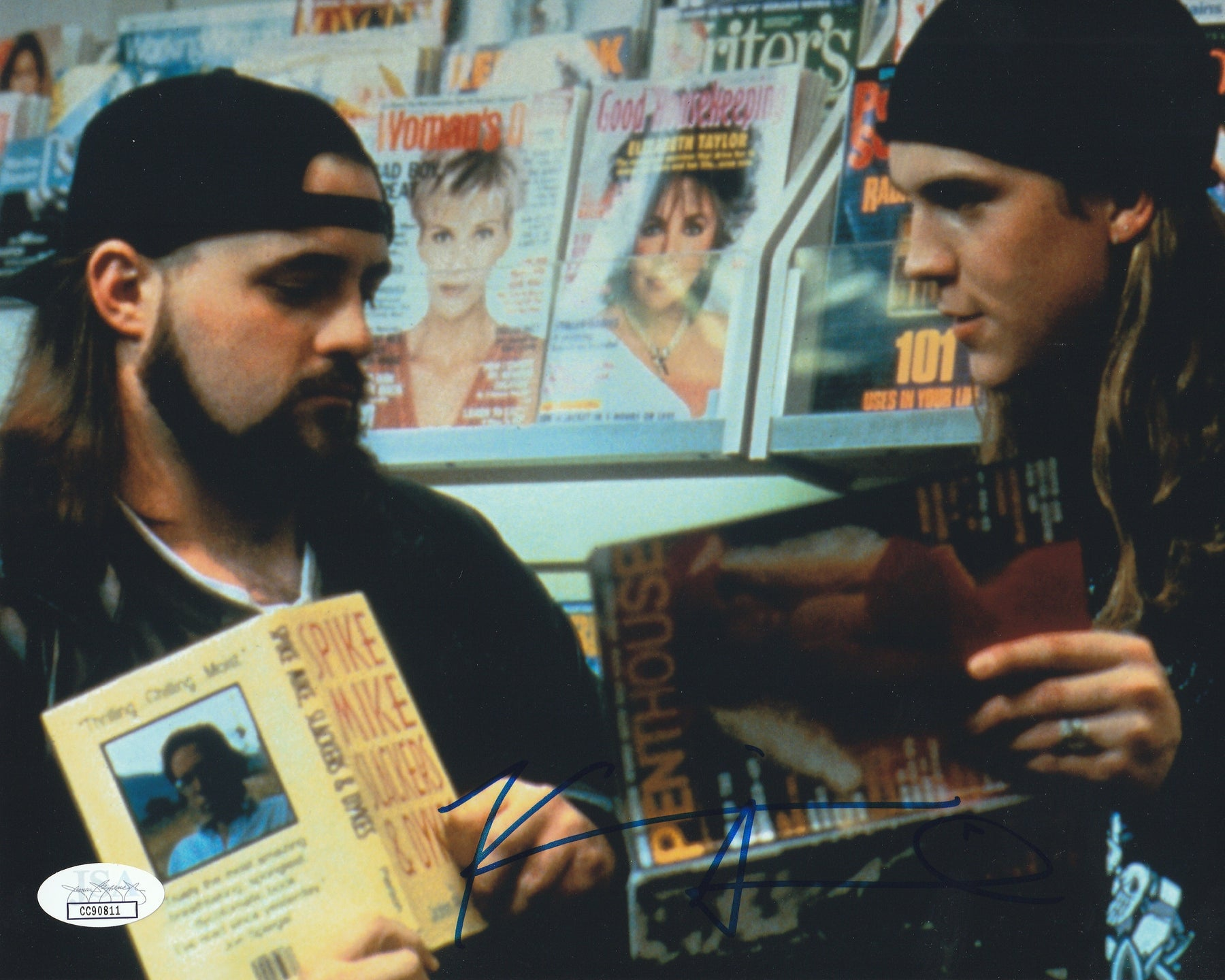 Kevin Smith Autograph 8x10 Photo Jay and Silent Bob JSA COA Signed Photo 5