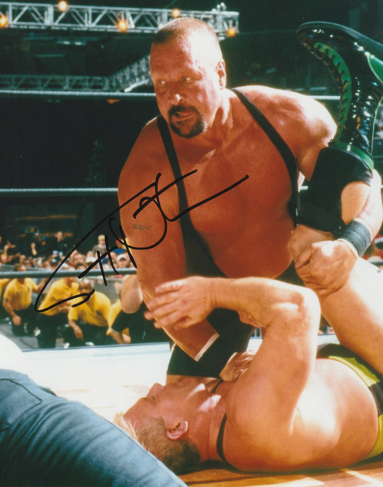 Scott Norton Autograph WCW 8x10 Photo Signed COA