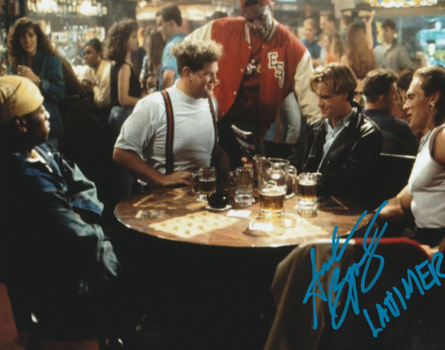 Andrew Bryniarski Autograph Steve Lattimer 8x10 Photo The Program Movie COA 4