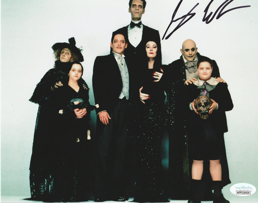 Jimmy Workman Autograph The Addams Family 8x10 Photo Pugsley Addams JSA COA 6