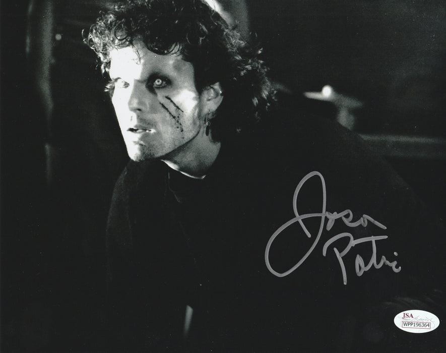 Jason Patric Autograph 8x10 The Lost Boys Photo Michael Signed JSA COA 2