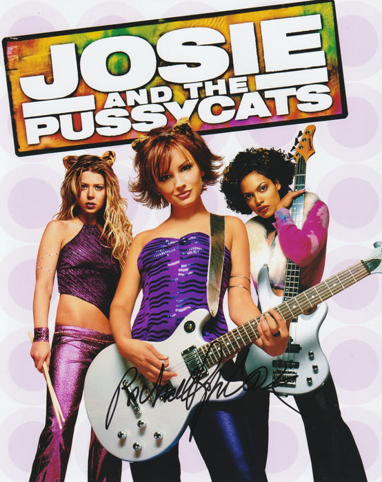 Rachael Leigh Cook Autograph 8x10 Photo Josie and the Pussycats Zobie COA