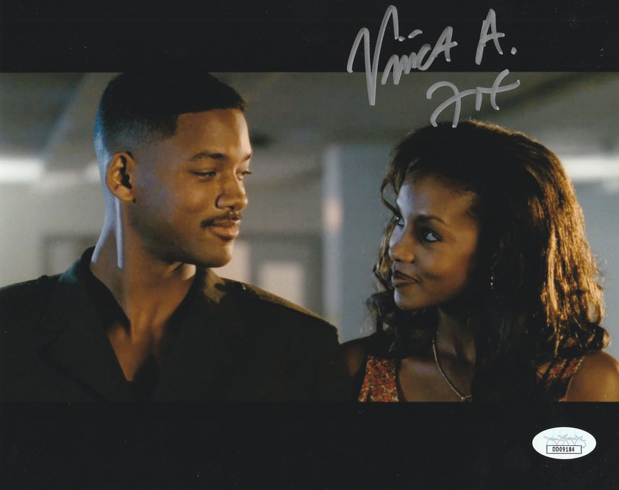 Vivica A. Fox Autograph 8x10 Photo Independence Day Signed JSA COA 3