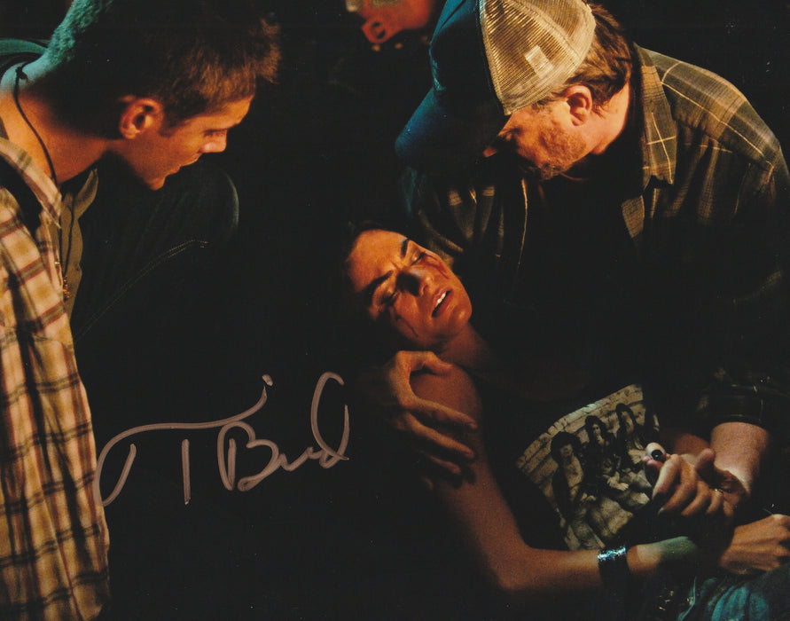 Thunderbird Dinwiddie Autograph 8x10 Photo Supernatural Signed COA