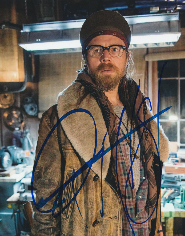 Ryan Hurst Autograph 8x10 Photo Bates Motel Signed COA