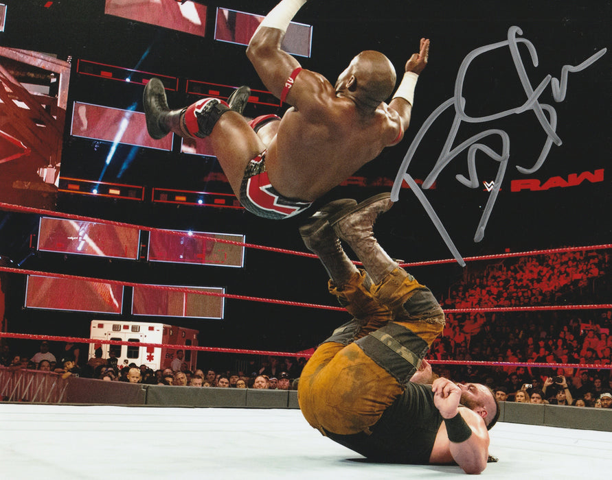 Braun Strowman Signed 8x10 Photo Autograph WWE Monster Among Us COA NXT 4