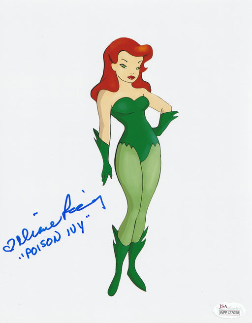 Diane Pershing Autograph 8x10 BTAS Photo Poison Ivy Signed COA 2