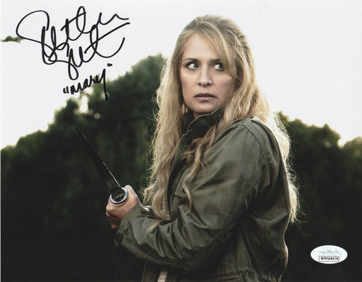 SPECIAL Samantha Smith Autograph 8x10 Photo Supernatural Mary Winchester Signed JSA COA 4
