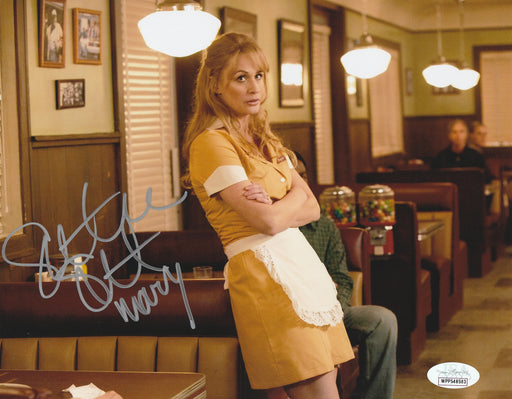 SPECIAL Samantha Smith Autograph 8x10 Photo Supernatural Mary Winchester Signed JSA COA 6