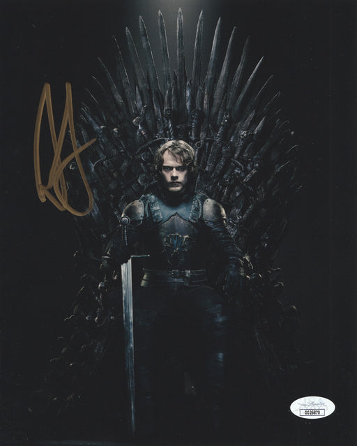 Alfie Allen Autograph 8x10 Photo Game of Thrones Theon Greyjoy Signed JSA COA 3