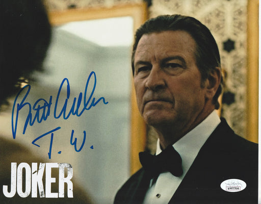 Brett Cullen Autograph 8x10 Photo Joker Movie Thomas Wayne Signed JSA COA TW4