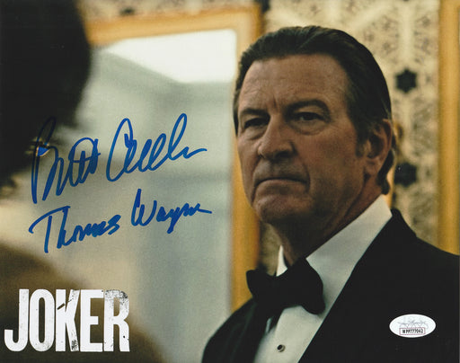 Brett Cullen Autograph 8x10 Photo Joker Movie Thomas Wayne Signed JSA COA TW1