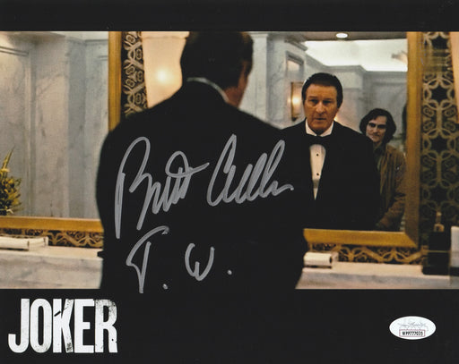 Brett Cullen Autograph 8x10 Photo Joker Movie Thomas Wayne Signed JSA COA TW3