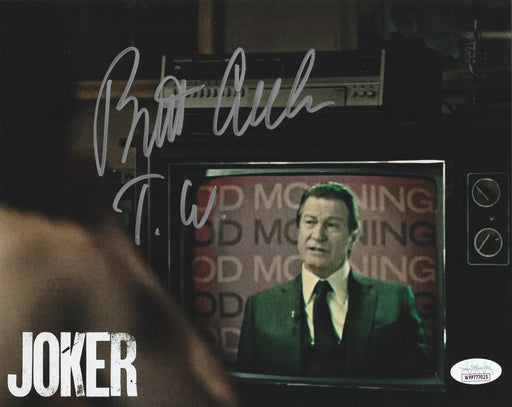 Brett Cullen Autograph 8x10 Photo Joker Movie Thomas Wayne Signed JSA COA TW2
