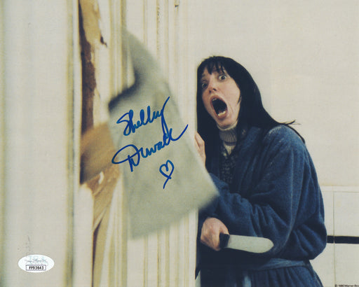 Shelley Duvall Autograph 8x10 The Shining Photo Wendy Signed JSA COA SD1