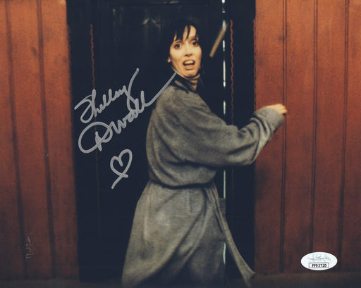 Shelley Duvall Autograph 8x10 The Shining Photo Wendy Signed JSA COA SD2