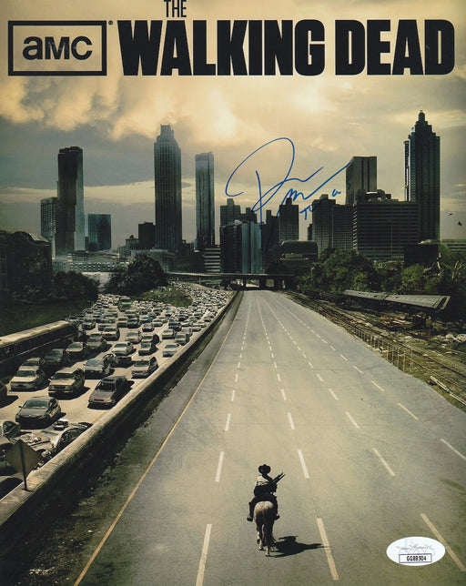 Nick Gomez Autograph 8x10 Photo The Walking Dead Tomas Signed JSA COA