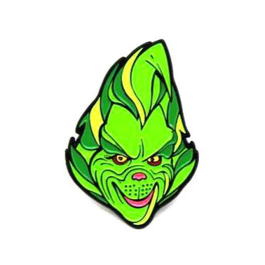 "Zobie Box - Limited Edition 2"" Enamel Lapel Pin - Grinch - Live-Action"