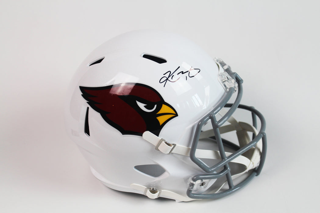 Kyler Murray Arizona Cardinals Autographed Riddell Speed Replica Helmet JSA COA