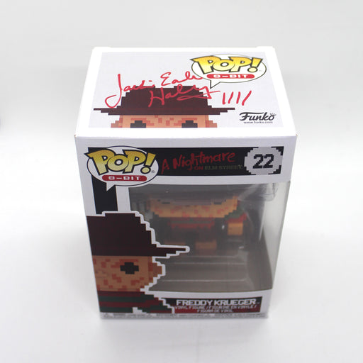 Jackie Earle Haley Autograph Nightmare on Elm Street Freddy Funko Pop Signed JSA COA Z1