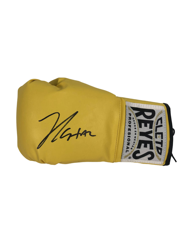 Julio Cesar Chavez Autograph Cleto Boxing Glove Hall of Famer Signed JSA COA