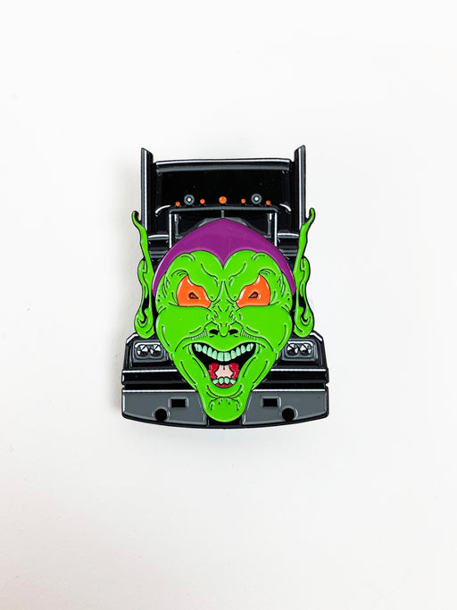 "Fright Pack - Limited Edition 2"" Enamel Lapel Pin - Goblin - Variant"