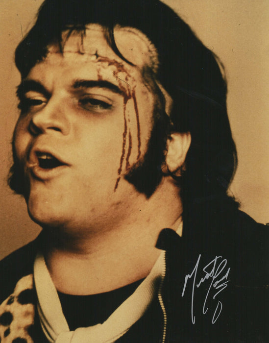 Meat Loaf Autograph 11x14 The Rocky Horror Show Photo Signed ZOBIE COA 2