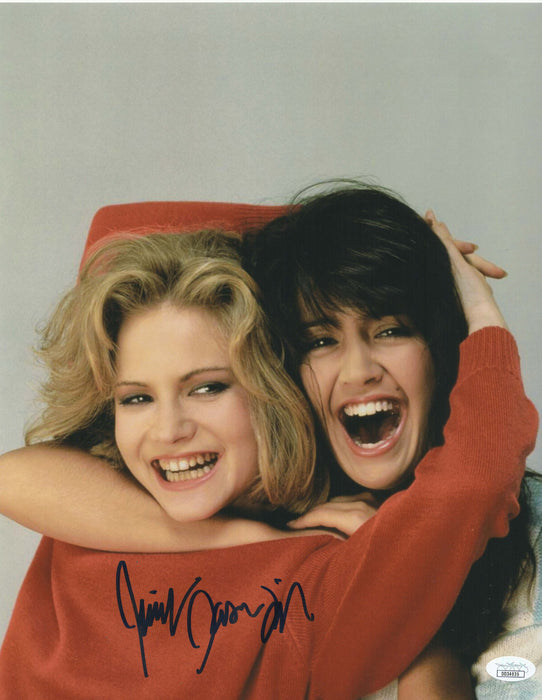 Jennifer Jason Leigh Autograph 11x14 Photo Fast Times at Ridgemont High JSA 5