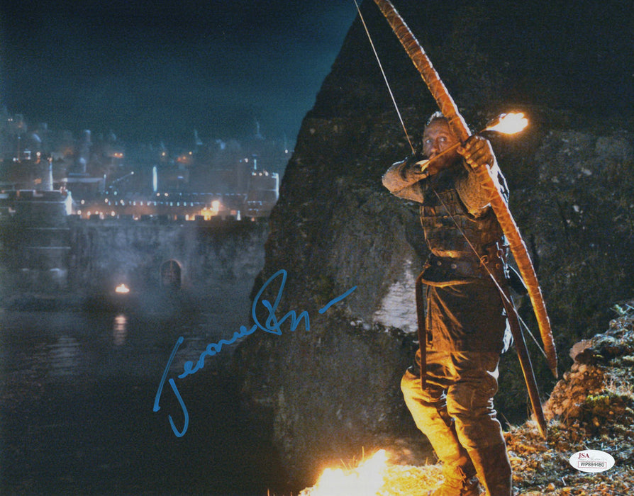 Jerome Flynn Signed 11x14 Photo Games of Thrones Bronn JSA COA H5