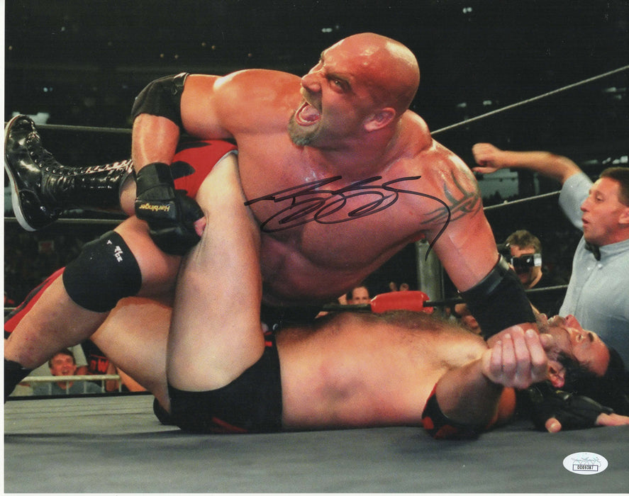 Bill Goldberg Autograph WCW 11x14 Photo Signed WWF WWE Picture COA Z1