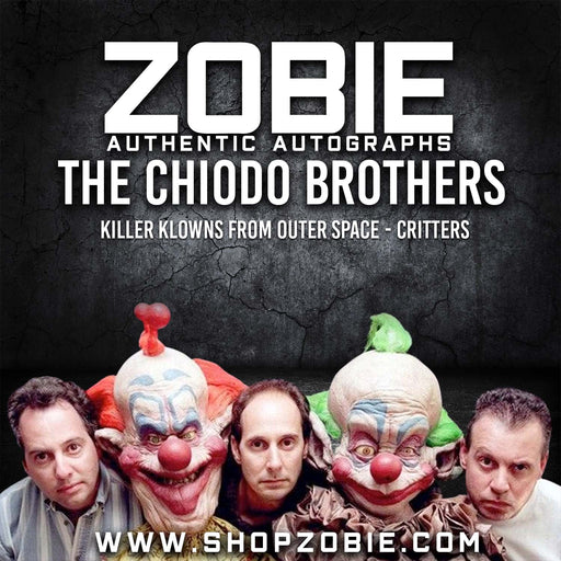 Chiodo Brothers Autograph Pre-Order