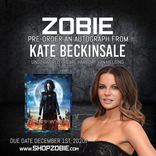 CLOSED Kate Beckinsale Autograph Pre-Order