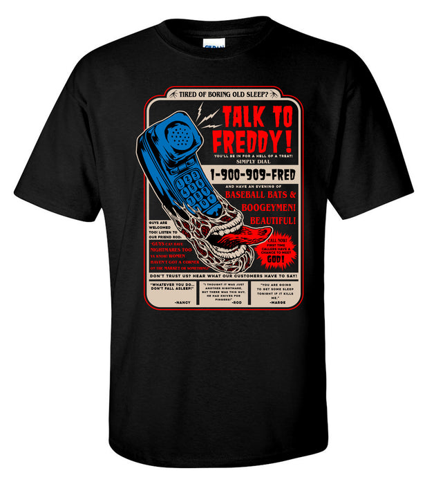 Zobie Fright Pack Exclusive Nightmare on Elm St T-Shirt - Regular