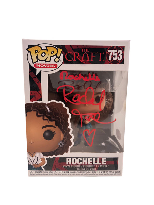 Rachel True Autograph Funko POP The Craft Rochelle Signed JSA COA 2