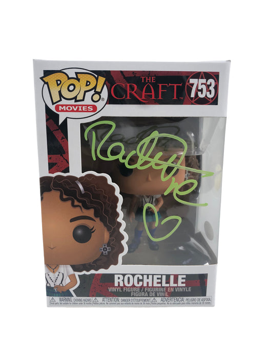 Rachel True Autograph Funko POP The Craft Rochelle Signed JSA COA 3