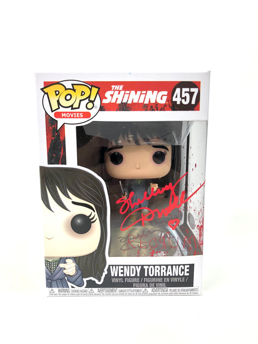 Shelley Duvall Autograph Funko POP Wendy Torrance The Shining Signed JSA COA 7
