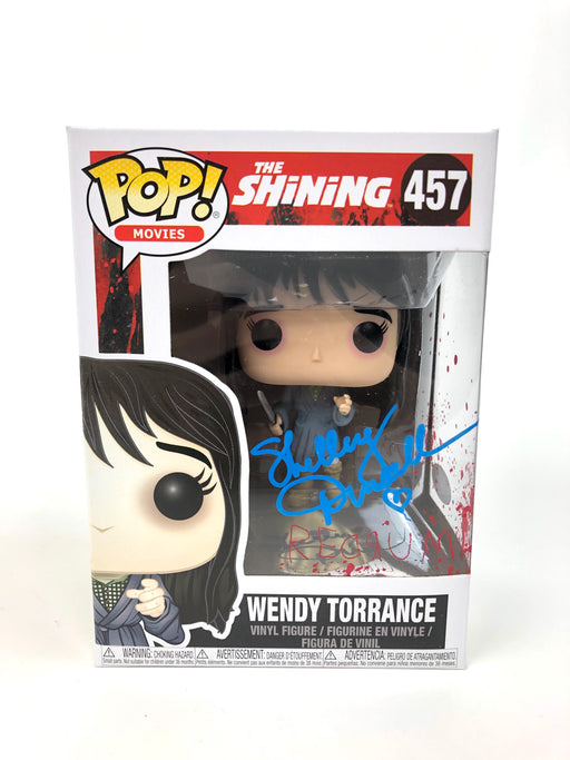 Shelley Duvall Autograph Funko POP Wendy Torrance The Shining Signed JSA COA 6