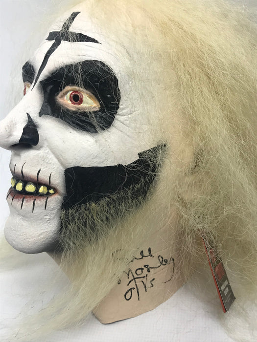 Bill Mosley Autograph Otis Mask Signed Beckett COA House of 1000 Corpses