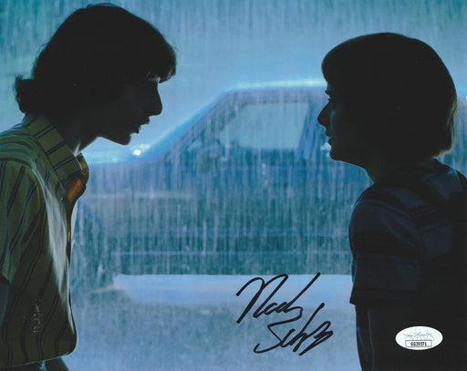 Noah Schnapp Autograph 8x10 Photo Stranger Things Will Byers JSA COA