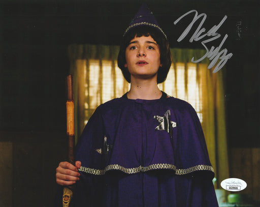Noah Schnapp Autograph 8x10 Photo Stranger Things Will Byers JSA COA NS4