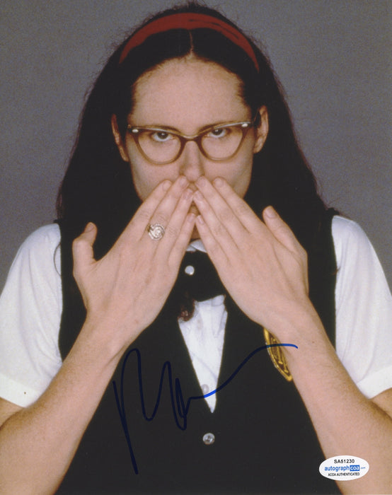 Molly Shannon Autograph 8x10 Photo Superstar Signed ACOA 3