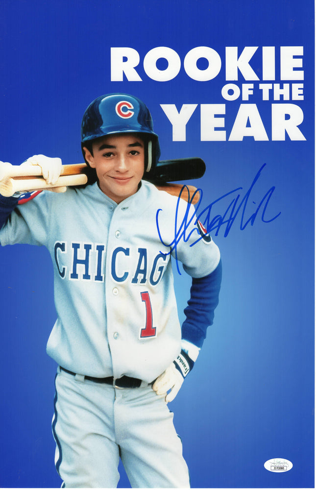 Thomas Ian Nicholas Autograph 11x17 Photo Henry Rookie of the Year Signed JSA COA
