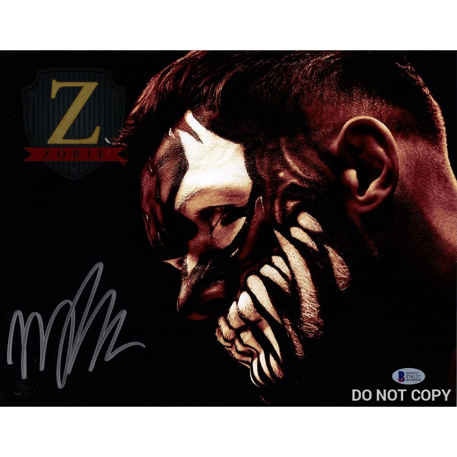 Finn Balor Autograph 11X14 Photo Wwe Signed Picture Beckett Coa 3