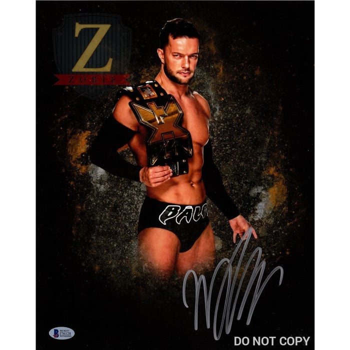Finn Balor Signed 11X14 Photo Wwe Autograph Beckett Coa V6