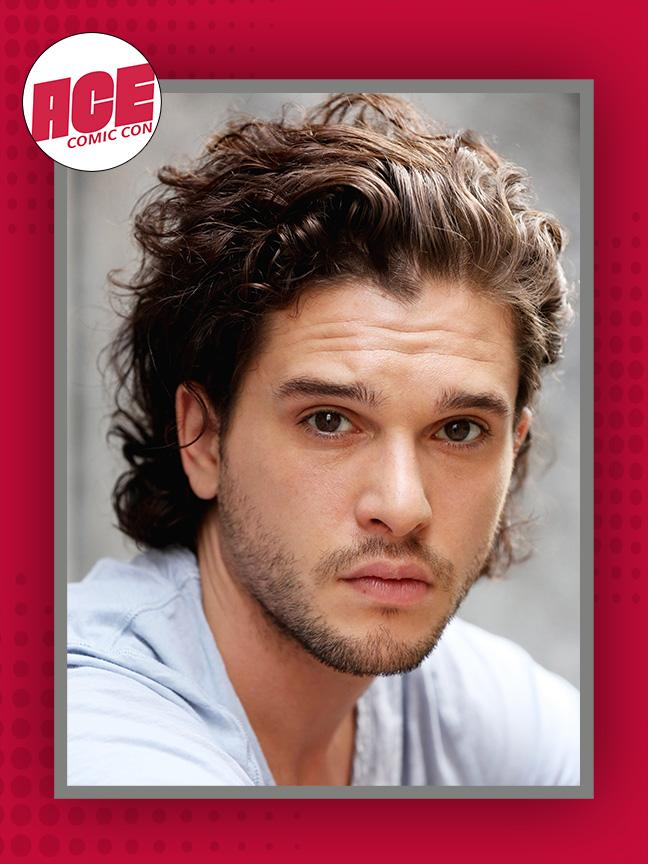 Kit Harington Official ACE Comic Con Signing Autograph Pre-Order